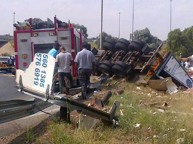 Accident Geldenhuys