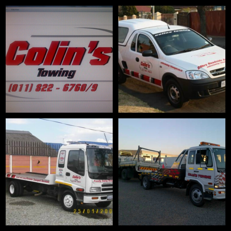 Colins Towing