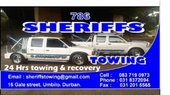 Sheriffs Towing