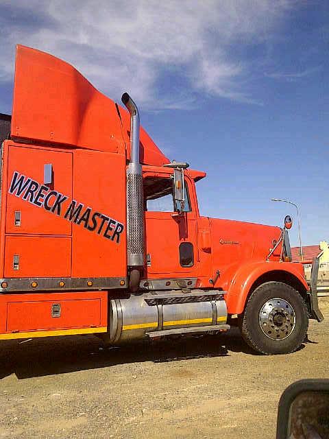 Wreckmaster
