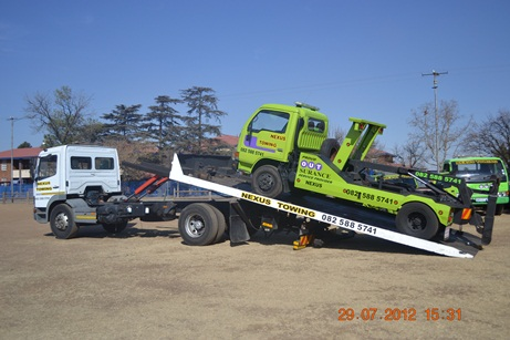 Nexus Towing