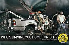 Whos driving you home tonight