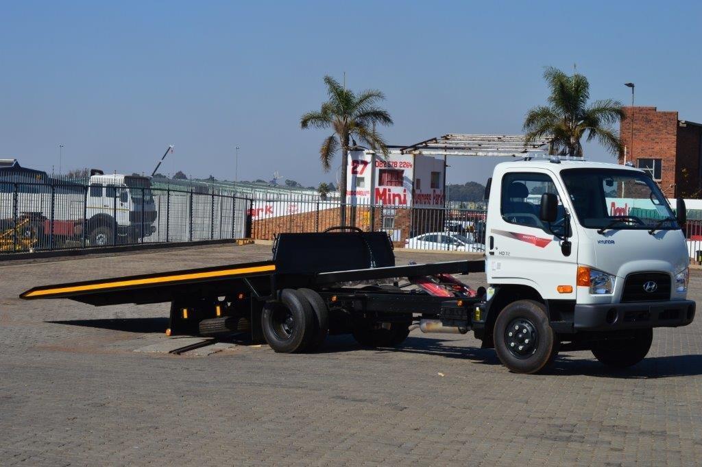 Hyundai Rollback For Sale
