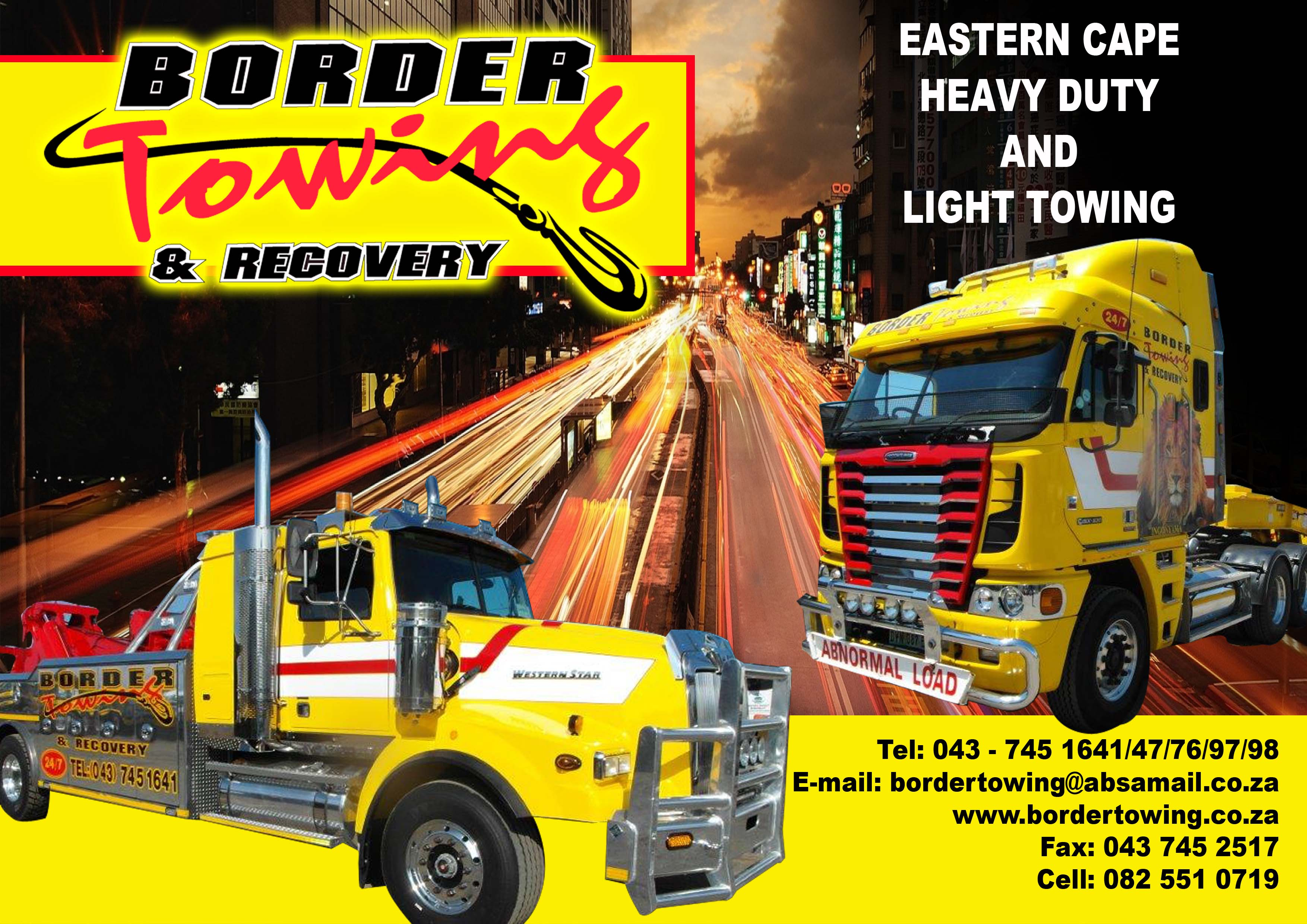 Border Towing New